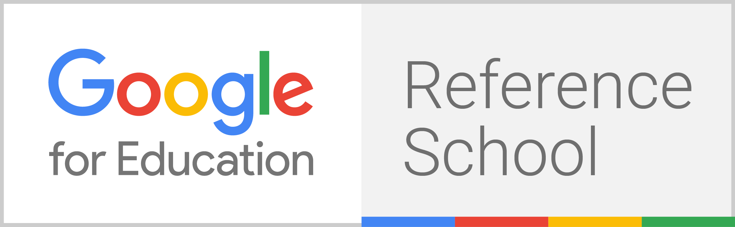 Google RefSchool Badge lge